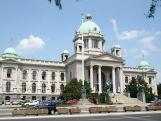Serbia Parliament