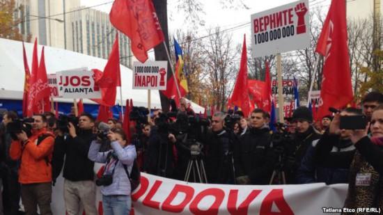 moldova crisis