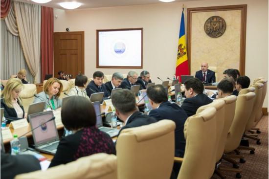Moldova Cabinet