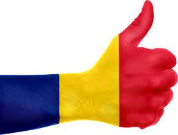 Romania tumbs up