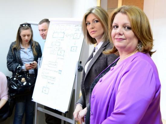 Macedonian special prosecutors   Photo: MIA