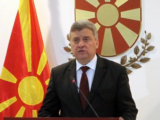 Mac President Gjorge ivanov by president.mk