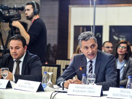 Aleksander_Lumezi_BIRN_Conference_Peetrit_Rrahmani