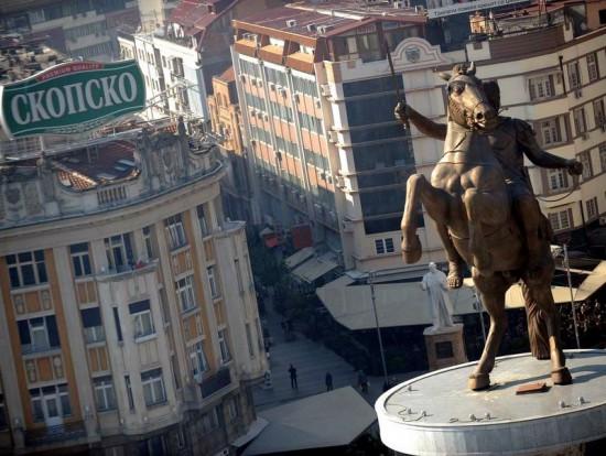Skopje 2014 Alexander the Great by Robert Atanasovski 11