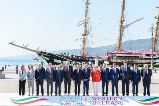 Trieste Summit