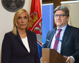 Head of RAI Secretariat meets with the Serbian Minister of Justice