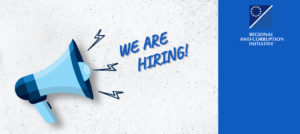 SEE-TAC Regional Programme: Open Call for Anti-corruption Expert with specific expertise in monitoring and evaluation (M&E)