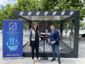"""Fourth RAI's """"Whistle for the End"""" Public Awareness Guerrilla Event"""