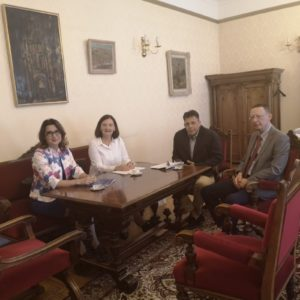 RAI Secretariat representatives visit the Supreme Court of Republic of Croatia